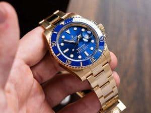Uhrenschutzfolie Rolex Submariner