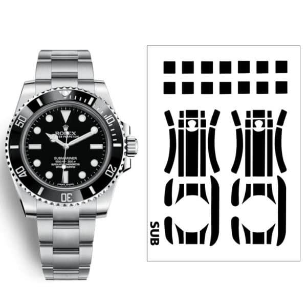 Uhrenschutzfolien jetzt verfügbar