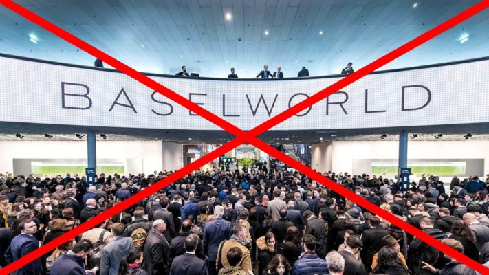 Das Ende der Baselworld? Rolex, Tudor, Patek & Co. steigen aus!