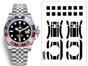 Rolex-GMT-Master II Schutzfolien