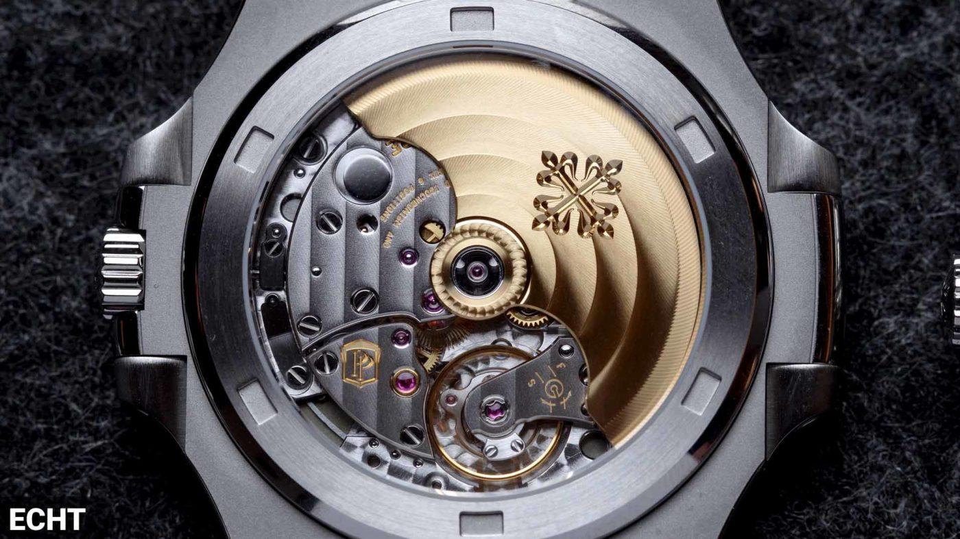 Uhrwerk patek philippe Nautilus 5711