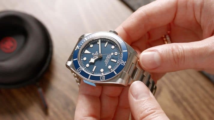 Tudor Black Bay 58 in blau 79030B-001 Hands On Review